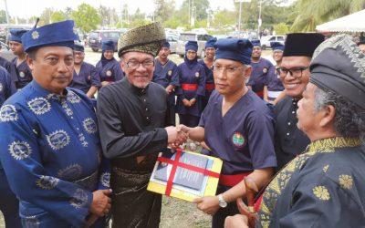"""""""Pesilat Bangsa Beradat"""" -Program Himpunan Pendekar Port Dickson"""