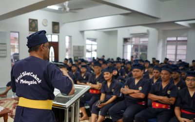 Majlis Penutup Sijil Menengah Akademik Sesi 2018/2019