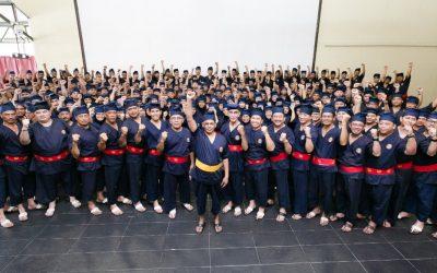 Majlis Perasmian dan Petua Sijil Menengah Anugerah PSSCM