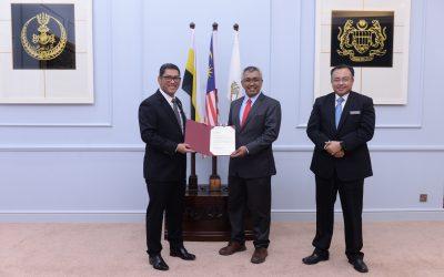 Sekalung Tahniah & Syabas Kepada Abdul Halim Saad YDP PSSCM Cawangan Perak
